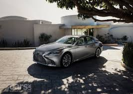 lexus ls interior 2018 2018 lexus ls lands in detroit with an all new 3 5 litre v6 cars uk