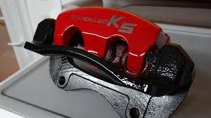 lexus rx350 brake pads all 2 piston brake upgrade