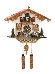 Cuckoo Clock Germany Chalet Cuckoo Clocks Cuckoo Clock Quartz Movement Chalet Style