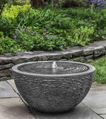 Garden Fountains And Outdoor Decor 90 Best Small Courtyard Garden Ideas Images On Pinterest