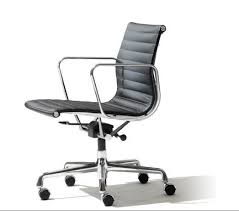 reproduction eames aluminum management chair made by china yadea