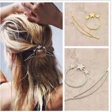 bun holder silver hair bun holder os from black sheep s closet on poshmark