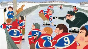 the sweater roch carrier remembers the hockey sweater montreal cbc