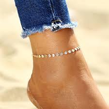 fashion ankle bracelet images Anklet ankle bracelet silver plated gold plated bohemian jpg