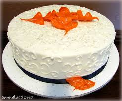 Fall Cake Decorations Samantha U0027s Sweets And Sam U0027s Sweet Art