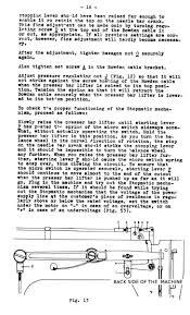pfaff service manual shop manual 260 262 360 362 repair overhaul