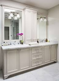 furniture elegant bathroom double vanity cabinets stunning