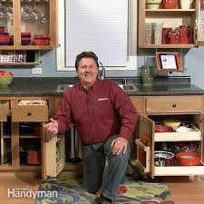 kitchen cabinets 9 easy repairs family handyman