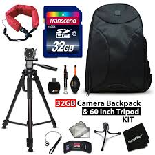 32gb accessory kit for canon eos 80d 70d eos rebel t6 t6i t6s