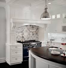 matte mosaic backsplash kitchen traditional with grey and white