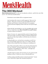 Floor Wipers 50 Reps by Muscle Building Workout At Men U0027s Health Com Pdf Recreation