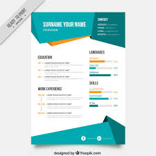 resume template color resume free vector download 23 free vector for commercial use top free resume templates freepik blog resume template free vector