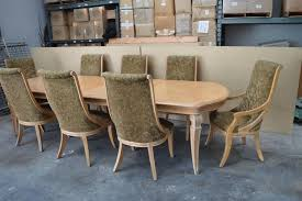 Henredon Dining Room Chairs Henredon Dining Table And Chairs Set For Sale At 1stdibs