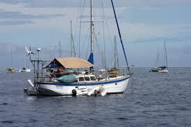 Sailboat Awning Sunshade Know How Make An Awning Sail Magazine