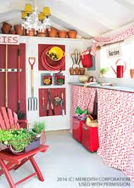 shed style homes how to reorganize and decorate an outdoor storage shed better