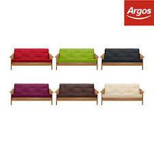 Argos Folding Bed Colourmatch Cuba Futon Sofa Bed With Mattress Choice Of