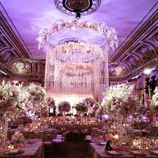 indian wedding planners nyc a david tutera wedding at the plaza hotel in nyc wedding decor