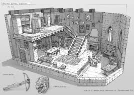 Dwarf Fortress Bedroom Design Feng Zhu Design More Old Rpg Rooms Fzd Term 2 Students