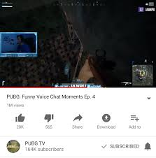 pubg voice chat not working pubg tv pubgtv twitter