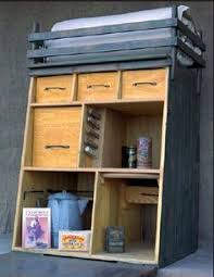 Camp Kitchen Chuck Box Plans by Chuck Box Camping Pinterest Chuck Box Box And Flipping