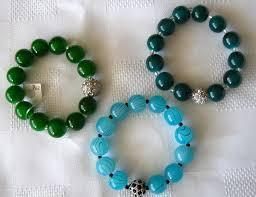 bracelet handmade jewelry images Handmade bracelets with rhinestone jewelry by fatima pardhan jpg