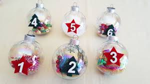 countdown to with clever diy advent ornaments
