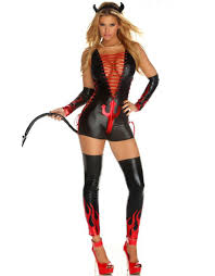 Halloween Costumes Lingerie Naughty Halloween Costumes