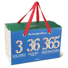 New York Times Travel by The New York Times Guide To 36 Hours In 365 Cities Hammacher