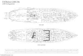 u s s bolster last of world war ii era salvage vessel class the