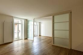 porte coulissante sur mesure porte coulissante verre sur mesure le bois chez vous