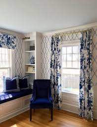 blue and white dining room reveal u2014 kate smith interiors