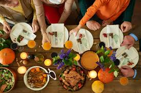 how an early thanksgiving dinner affects digestion