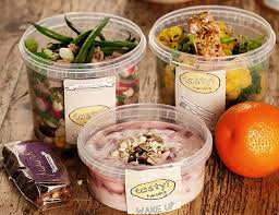 new mother ashley pearson puts six diet delivery services to the