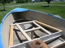 jon boat floor plans ideas for aluminum deck boat delightful outdoor ideas