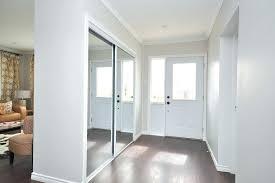 Mirror Closet Door Replacement Sliding Mirror Closet Door Closet Mirrored Closet Doors Home