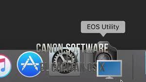 how to make canon eos utility work on el capitan osx youtube