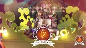 vishal vashi home ganpati decoration video 2016 www ganpati tv