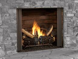 Converting A Wood Fireplace To Gas by Twilight Ii Indoor Outdoor Gas Fireplaces Heat U0026 Glo
