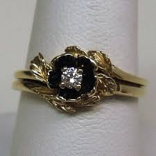 antique gold wedding rings mens antique gold wedding rings
