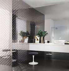 metal interior wall cladding ideas for bathroom home interior