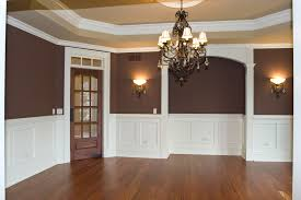 Painting Dining Room With Chair Rail Interior Painting U2013 Central1contracting