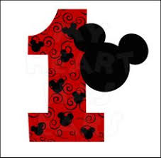 mickey mouse 1st birthday boy baby mickey 1st birthday clipart china cps