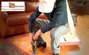 Squeaky Floor Repair 40 For Squeaky Floor Silencing Repair Assessment From Silent