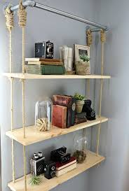 cool shelves for bedrooms hanging wall shelves the hermit home