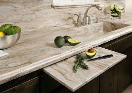 Cutting Corian Countertops The Seamless Look Of Custom Corian Countertops By Starian