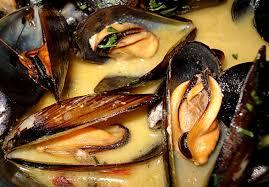 cuisiner des moules au vin blanc moules au curry