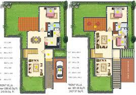 villa home plans appealing house plans villa 14 home plans villa lets plan