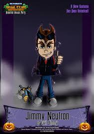 jimmy neutron cartoon crossover wiki fandom powered wikia