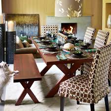 Fabric Dining Chairs Pier One For Chair Parsons Download R With - Pier 1 kitchen table