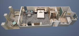Holiday Inn Club Vacations At Desert Club Resort Floor Plans Phoenician Casitas Casita Guest Room
